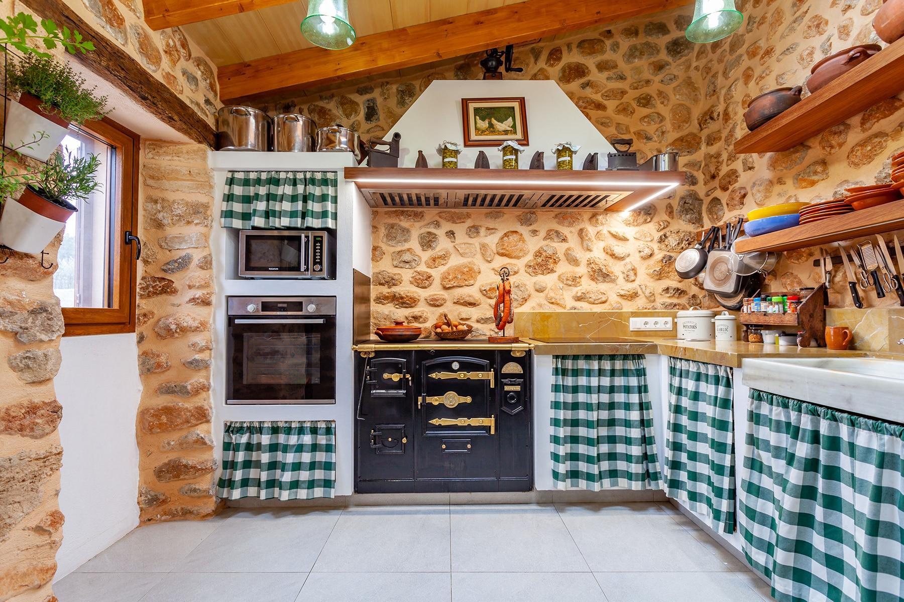 Reforma Cocina Vall Vera